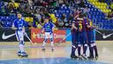 El FC Barcelona serà a la Final a Quatre / GERMÁN PARGA-FCB