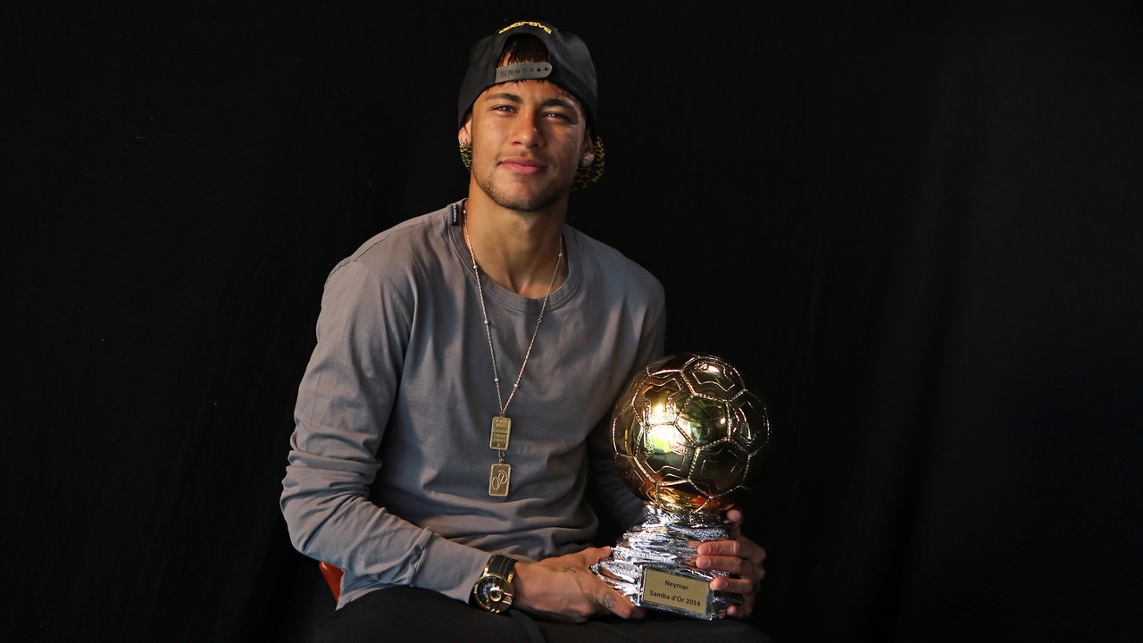 Neymar, Samba Foot 2014
