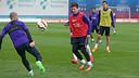 Messi i Mascherano / MIGUEL RUIZ-FCB