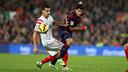 À l'aller, le Barça s'était imposé 5-1 / MIGUEL RUIZ-FCB