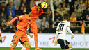 Neymar this season in Mestalla / MIGUEL RUIZ - FCB