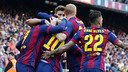 Le FC Barcelone a gagné 2-0 contre Valence / MIGUEL RUIZ-FCB