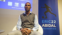 Éric Abidal's charity is focused on sport and young people / VÍCTOR SALGADO - FCB