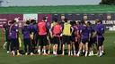 Training session / MIGUEL RUIZ - FCB