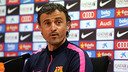 Luis Enrique knows that it won't be easy to beat Getafe / MIGUEL RUIZ-FCB