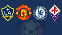 International Champions Cup opponents