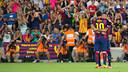 Fans at the Camp Nou / MIGUEL RUIZ-FCB