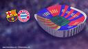 We are ready, le tifo pour la Ligue des Champions