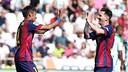 Neymar et Messi face à Cordoue / MIGUEL RUIZ - FCB