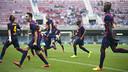 El Barça B quiere volver a ganar en el Mini después de hacerlo contra la SD Ponferradina / FCB