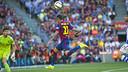 Neymar a inscrit le premier but de la rencontre / VÍCTOR SALGADO-FCB