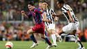 Messi at Camp Nou / MIGUEL RUIZ-FCB