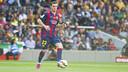 Thomas Vermaelen ha debutado este sábado con la camiseta del Barça / VICTOR SALGADO-FCB