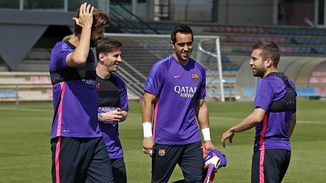 La finale de la coupe du roi en ligne de mire fc barcelona - Regarder la finale de la coupe du roi en direct ...