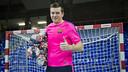Five balls for a five-time winner / VÍCTOR SALGADO-FCB
