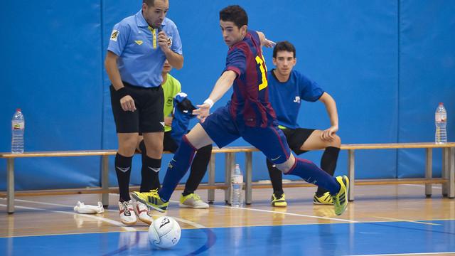 El Juvenil jugarà la final de la Copa Catalunya