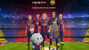 OPPO, new Barça sponsor fo the next three years / FCB