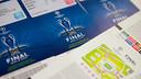 Champions League final tickets / GERMÁN PARGA - FCB