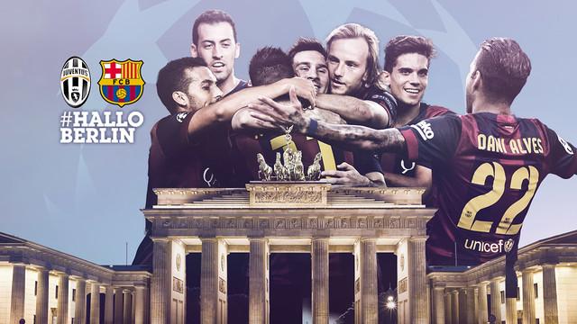 Tudo pronto para final da Liga dos Campeões, em Berlim