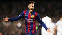 Neymar, au FC Barcelone