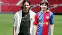 Messi, l'any 2006 / MIGUEL RUIZ-FCB