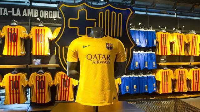 Barcelona Ecuador fc fc Barcelona Second Kit For