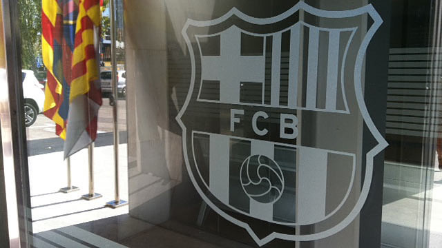 Press release with regards to the UEFA sanction / FCB