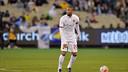 Seydou Keita, en match amical avec la Roma / ASROMA.IT