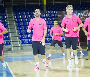 El Barça Lassa començara la pretemporada 2015/16 aquest dimecres