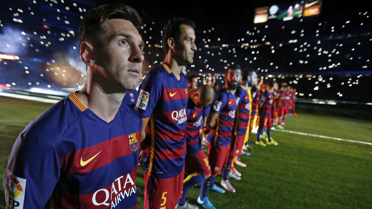 El Barcelona te muestra el detrás de escena de la vuelta de Messi al Camp Nou