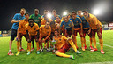 Barça B claim Trofeu Vila de Llagostera / EDDY KELELE