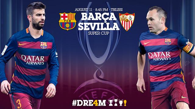 FC Barcelone vs Séville / FCB