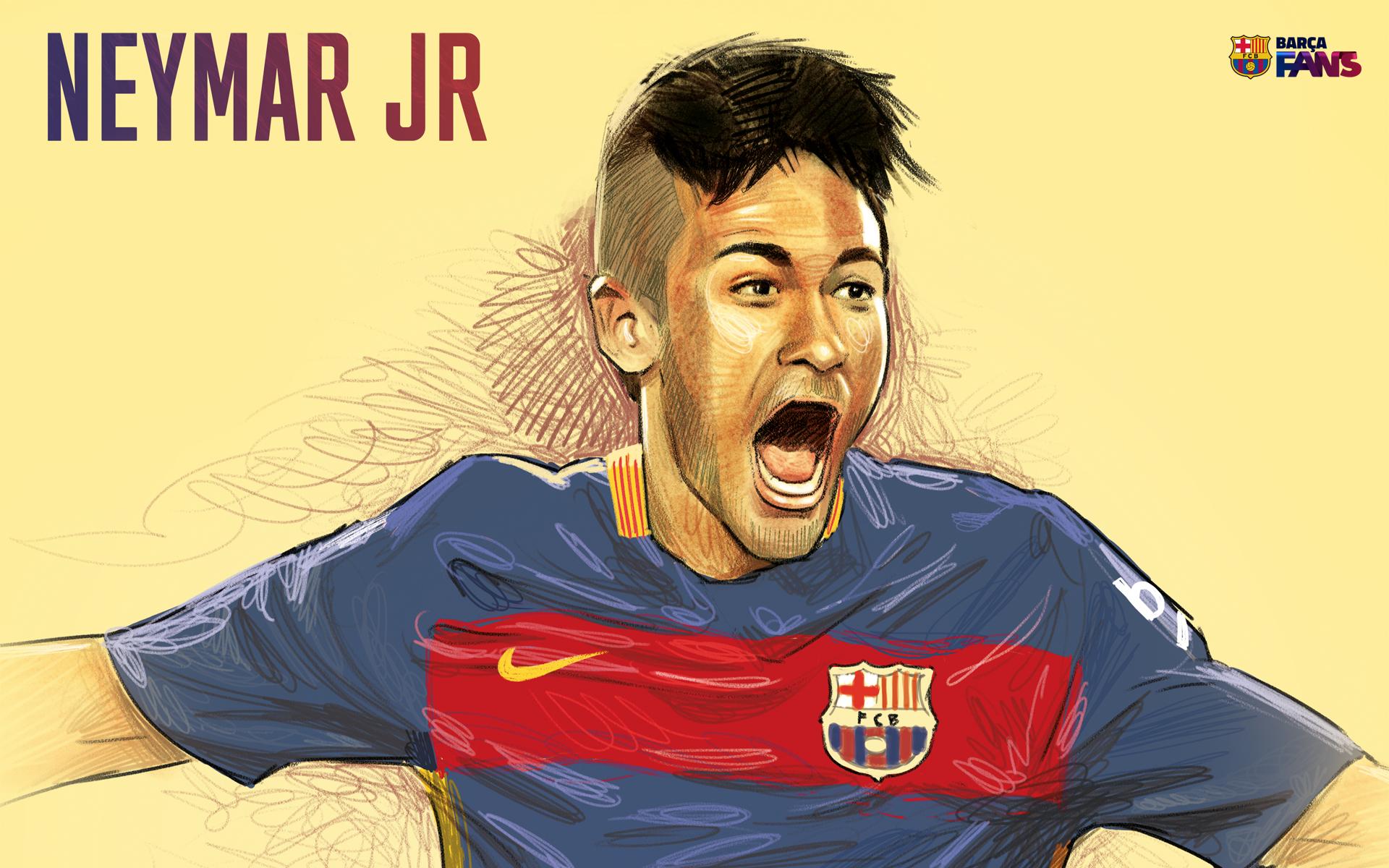 neymar jr wallpaper 2014