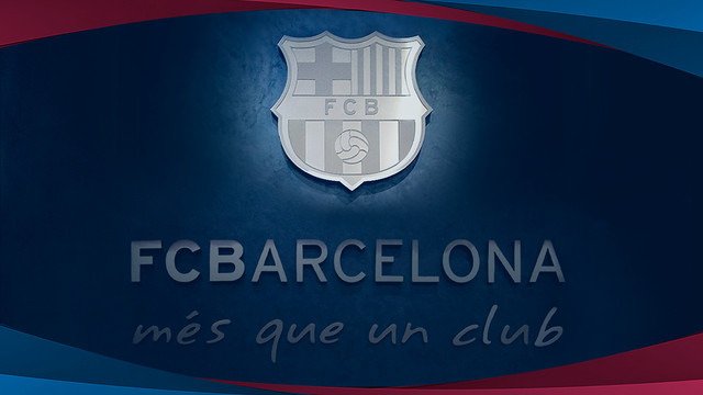 FC Barcelona, comunicat institucional