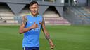 Neymar Jr ha vuelto a los entrenamientos / MIGUEL RUIZ-FCB