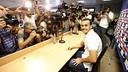 Pedro lors de la conférence de presse / MIGUEL RUIZ - FCB