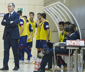 El Barça B d'Andreu Plaza s'ha rejovenit encara més respecte la temporada passada