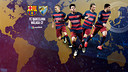 Premier match du Barça au Camp Nou en Liga / FCB