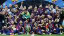FC Barcelona's rivals in the 2015-16 Champions League edition  / FCB