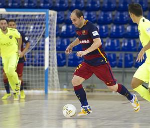 El Barça Lassa jugarà davant del CFS Montcada les semifinals de la Copa Catalunya