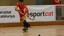 Sergi Aragonès, en una acción del Mundial. FOTO: FEP.ES