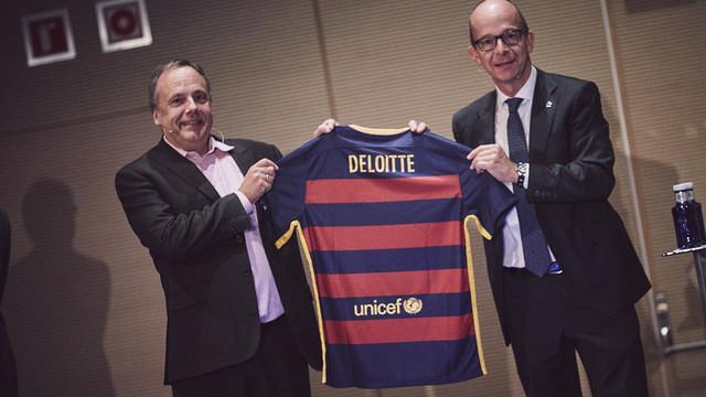 Jesper Jørgensen,Deloitte member with Jordi Cardoner