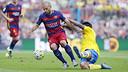 Mascherano, contra el Las Palmas / MIGUEL RUIZ - FCB