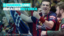 Rutenka is leaving after six years at FC Barcelona