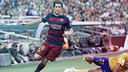 Sergi Roberto, en pleine évolution / FCB