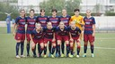 The women's team are ready to start their European campaign / FCB