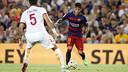 Neymar Jr es un jugador atrevido y driblador / MIGUEL RUIZ - FCB
