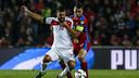 Arda Turan ha dado una buena asistencia de gol en el partido contra Bulgaria / UEFA.COM