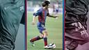Messi, le jour de son premier match / MIGUEL RUIZ-FCB