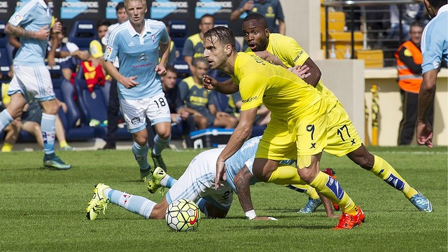 Rival watch fc barcelona joint leaders after celta defeat villarreal fc barcelona - Villarreal fc league table ...